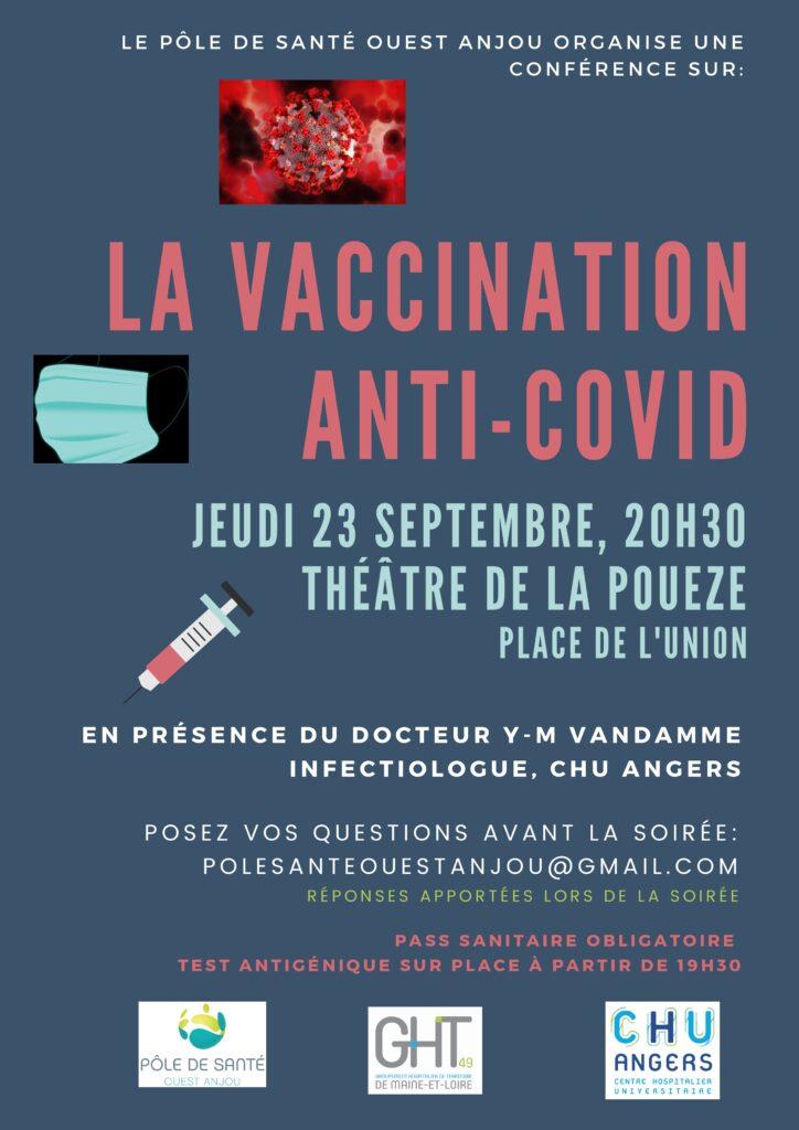 Soirée vaccination PSOA