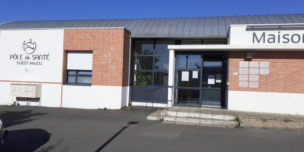 Maison médicale le Louroux Beconnais